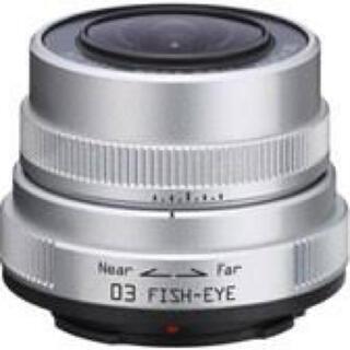 ペンタックス(PENTAX)の【展示品】PENTAX 03 FISH-EYE 3.2mm F5.6 魚眼レンズ(その他)