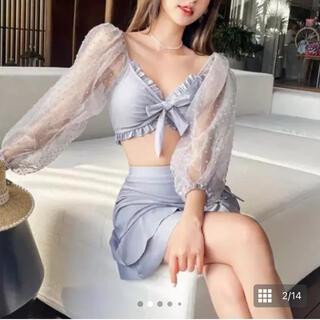 エイチアンドエム(H&M)のbella 水着 大人気商品! 韓国ファッション(水着)