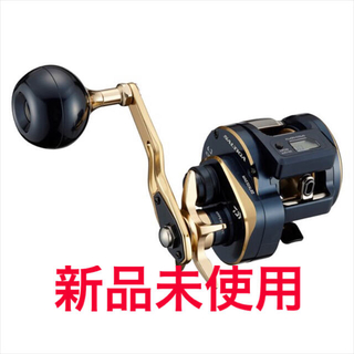 DAIWA - 【新品未使用】ダイワ ベイトリール 21 ソルティガIC 300  右巻