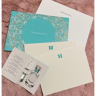 ティファニー(Tiffany & Co.)のティファニー ミニ香水カードセット(その他)