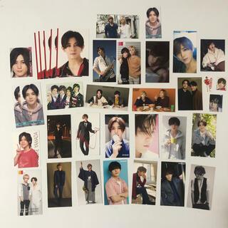 山田涼介 デタカ 厚紙カード ステッカー