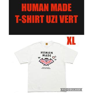 HUMAN MADE T-SHIRT UZI VERT