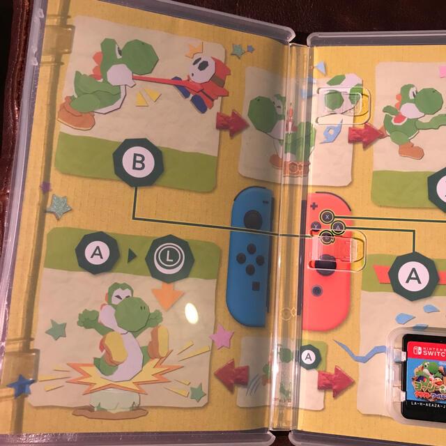 ヨッシークラフトワールド Switch エンタメ/ホビーのゲームソフト/ゲーム機本体(家庭用ゲームソフト)の商品写真