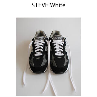 VINCENT SHOELACE STEVE WHITE 49インチ 122cm