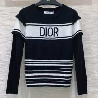 Christian Dior - 超美品☆ クリスチャン・ディオール ニットのセーター