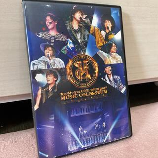 Kis-My-Ft2 - Kis-My-Ft2 MUSIC COLOSSEUM DVD LIVE DVD