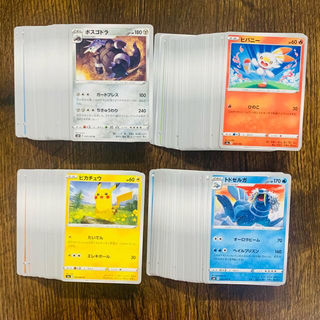 ポケモン(ポケモン)のポケモンカード まとめ売り エンタメ/ホビーのトレーディングカード(Box/デッキ/パック)の商品写真