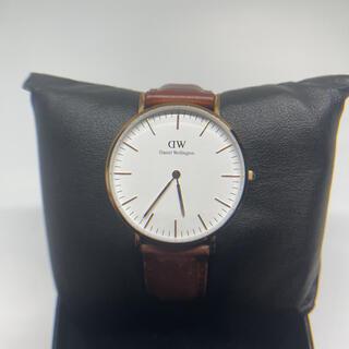 ダニエルウェリントン(Daniel Wellington)のDaniel Wellington ダニエルウェリントン DW 腕時計 ウォッチ(腕時計(アナログ))