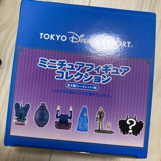 Disney - ディズニーリゾート ミニチュアフィギュア コレクション