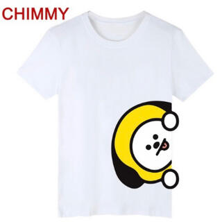 【BT21 CHIMMY】1点のみ⭐Tシャツ Lサイズ