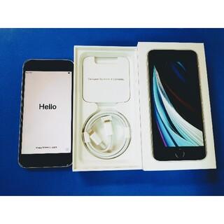 iPhone - 【動作確認のみ】 iPhone SE 2 64GB