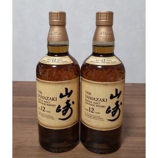 サントリー(サントリー)の山崎12年 サントリーウィスキー     新品(ウイスキー)