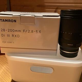 TAMRON - タムロン 28-200mm F/2.8-5.6 Eマウント