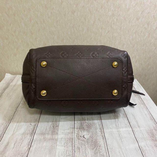 LOUIS VUITTON(ルイヴィトン)のルイヴィトン✨モノグラム✨アンプラント スピーディ25 バンドリエール ブラウン レディースのバッグ(ハンドバッグ)の商品写真