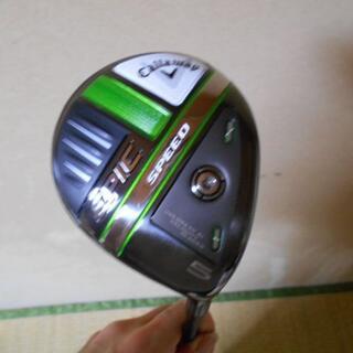 キャロウェイゴルフ(Callaway Golf)のエピックスピード  5W 18度 Speeder TR  757S(クラブ)