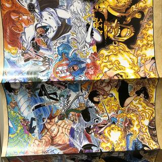 ONE PIECE 3号連続つながるポスター第3弾