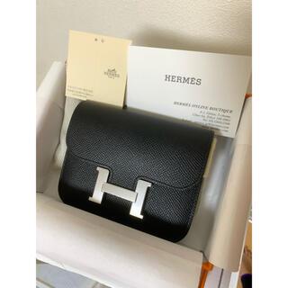 Hermes - コンスタンススリム/財布/コンパクト
