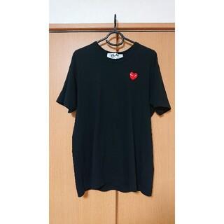 COMME des GARCONS - ※値下げ可。PLAY/COMME des GARÇONS/Tシャツ/XL