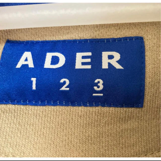 Balenciaga(バレンシアガ)のadererror アーダーエラー パーカー メンズのトップス(パーカー)の商品写真