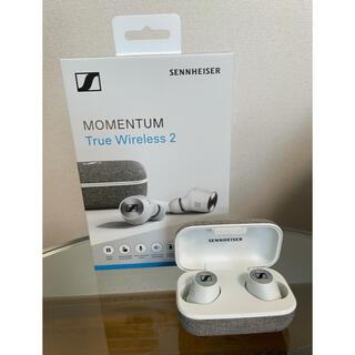 SENNHEISER - ゼンハイザー momentum true wireless 2 イヤホン