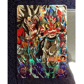 ドラゴンボール(ドラゴンボール)のほぼ美品 ゴジータ:UM スーパードラゴンボールヒーローズ(シングルカード)