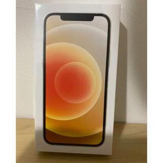 iPhone - 新品 Apple  iPhone12  SIMフリー 128GB ホワイト