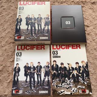 シャイニー(SHINee)のSHINee LUCIFER 初回限定盤A(K-POP/アジア)