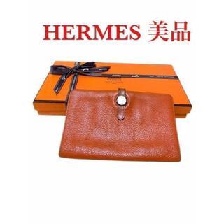 エルメス(Hermes)のエルメス(HERMES) ドゴンMM 長札入れ(長財布)