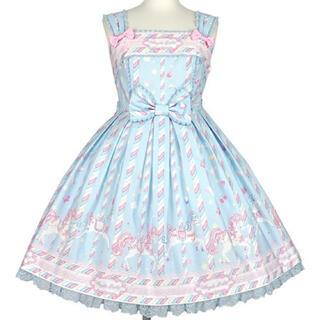 アンジェリックプリティー(Angelic Pretty)のsugary carnivalセット(ひざ丈ワンピース)