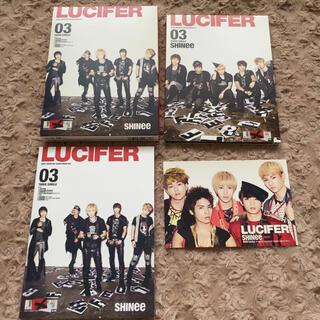 シャイニー(SHINee)のSHINee  LUCIFER 初回限定盤B(K-POP/アジア)