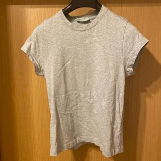 balenciaga ラバーロゴtシャツ