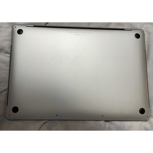 Apple(アップル)のMacBook Pro 15インチ(15.4) 2017 モデル スマホ/家電/カメラのPC/タブレット(ノートPC)の商品写真
