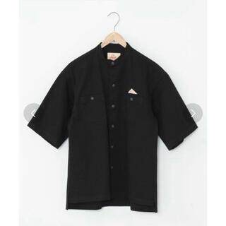 ケルティ(KELTY)のKELTY(ケルティ)別注バンドカラー半袖シャツ(Tシャツ/カットソー(半袖/袖なし))