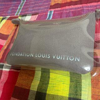 LOUIS VUITTON - ルイヴィトン美術館 限定ポーチ