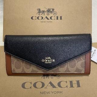 COACH - 新品未使用 COACH コーチ 長財布 F31547