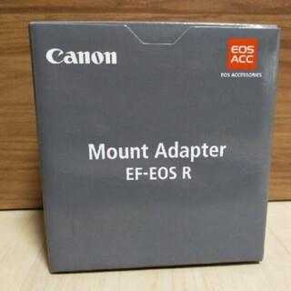 Canon - 送料込 Canon Mount Adapter EF-EOS R