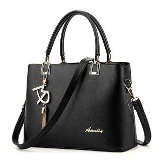 バッグ女性は大容量のショルダーバッグを持ちます$