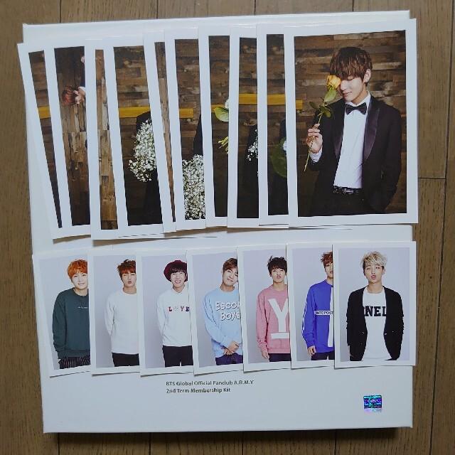 防弾少年団(BTS)(ボウダンショウネンダン)のBTS アーミーキット 2期 エンタメ/ホビーのCD(K-POP/アジア)の商品写真