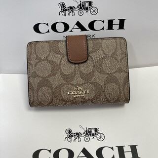 コーチ(COACH)の人気(COACH )二つ折り 財布 F53562(その他)
