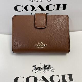 コーチ(COACH)の人気(COACH )二つ折り 財布 F53436(その他)