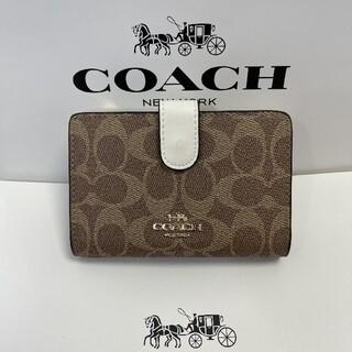 コーチ(COACH)の人気(COACH )二つ折り 財布 F33034(その他)