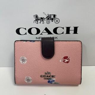 コーチ(COACH)の人気(COACH )二つ折り 財布 F73467(その他)