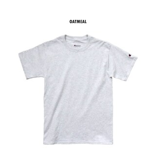 Champion - チャンピオン 無地Tシャツ アッシュグレー XL
