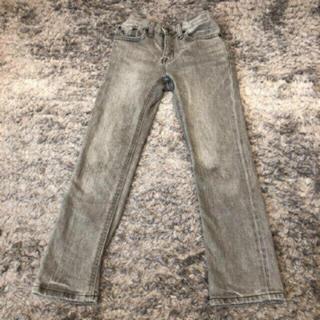 ラルフローレン(Ralph Lauren)のラルフローレン 120センチ ブラックデニム パンツ ポロ 長ズボン 正規品(パンツ/スパッツ)