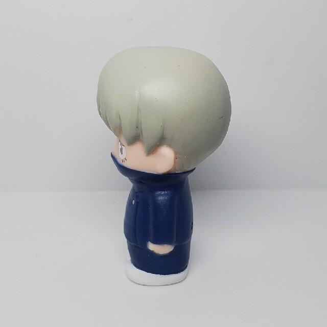 呪術廻戦 ソフビィ とげくん エンタメ/ホビーのおもちゃ/ぬいぐるみ(キャラクターグッズ)の商品写真