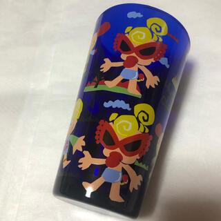 ヒステリックミニ(HYSTERIC MINI)のヒステリックミニ 貼り絵柄 大きめグラス‼️(グラス/カップ)