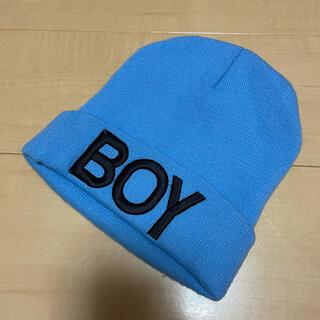 ウィゴー(WEGO)のWEGO ニット帽 美品(ニット帽/ビーニー)