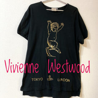Vivienne Westwood - ☆VivienneWestwood☆激レア☆サティアTシャツ☆