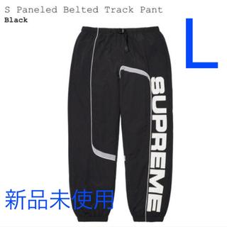 Supreme - Supreme S Paneled Belted Track Pant L