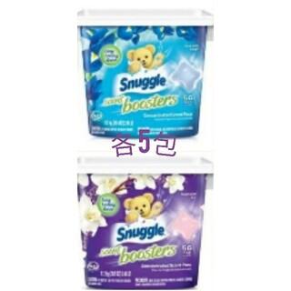 Snuggleスナッグル セントブースター ブルーアイリス ラベンダージョイ(洗剤/柔軟剤)